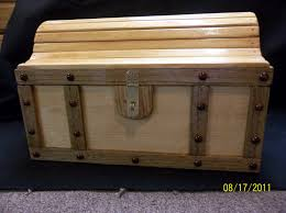 treasure chest pirate chest in pine would make a good toy box i