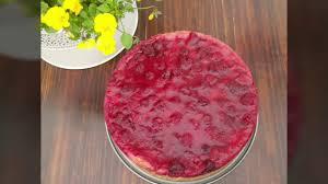 himbeerkuchen mit pudding himmlisch lecker und leicht