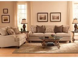 Bernhardt Foster Leather Furniture by Living Room Tarleton Sofa