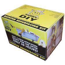 bath refinishing and bathtub resurfacing kits tubby diy