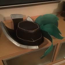 104 Lord B Artstation Pirate Hat Sea Of Thieves Liz