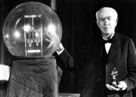 Who Invented The Lamp Post by Thomas Edison Facts For Kids
