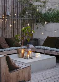 Outdoor Bohemian Patio String Lighting Ideas 20 Amazing String