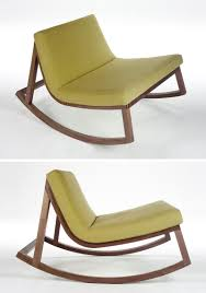Furniture Ideas - 14 Awesome Modern Rocking Chair Designs ... The Diwani Chair Modern Wooden Rocking By Ae Faux Wood Patio Midcentury Muted Blue Upholstered Mnwoodandleatherrockingchair290118202 Natural White Oak Outdoor Rockingchair Isolated On White Rock And Your Bowels Design With Thick Seat Rocking Chair Wooden Rocker Rinomaza Design Glossy Leather For Easy Life My Aashis
