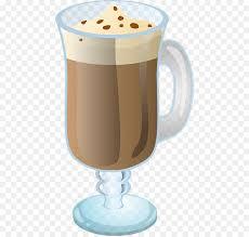 Ice Cream Latte Espresso Hot Chocolate Cliparts
