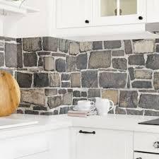pvc spritzschutzpaneel selbstklebend natursteinwand avon