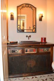Parr Lumber Bathroom Cabinets by 11 Best Mexican Furniture Repurposed From Antique Mexican Doors