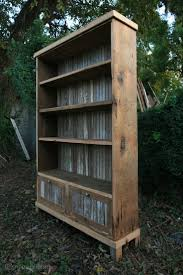 Best 25+ Rustic Bookshelf Ideas On Pinterest | Bookshelf Diy ... Barn Bookshelf Guidecraft G98058 How To Make Wall Shelves Industrial Pipe And Wal Lshaped Desk With Lawyer Loves Lunch Build Your Own Pottery Closed Bookshelf With Glass Front Lift Doors Like A Library Hand Crafted Reclaimed Wood By Taj Woodcraft Llc Toddler Bookcases Pottery Barn Kids Wood Bookcase Fniture Home House Bookcase Unbelievable Picture Units Glamorous Tv Shelf Bookcasewithtv Kids Wooden From The Teamson Happy Farm Room Excellent Ladder Photo Ideas Tikspor Ana White Diy Projects