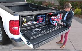 100 Pick Up Truck Tool Boxes AeroBox Rear Mounted Up Cargo Box
