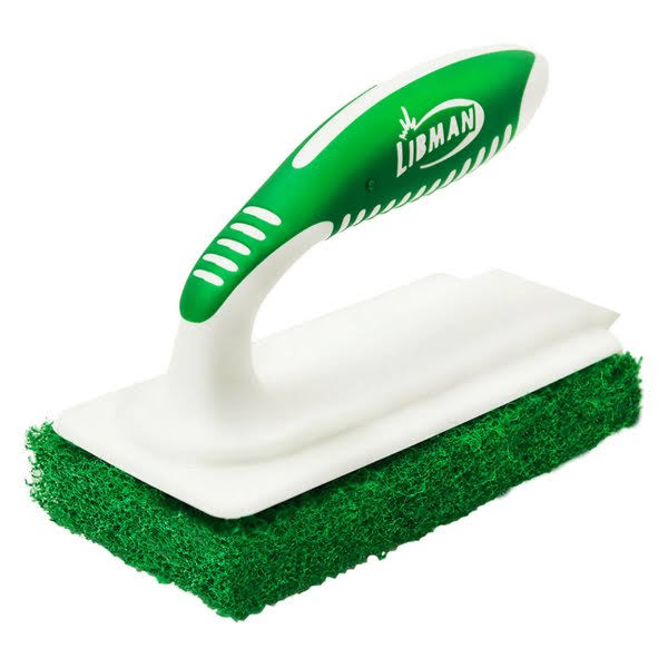The Libman Company 1161 Tile and Tub Scrub
