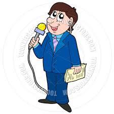 Journalist Clipart Cartoon 9