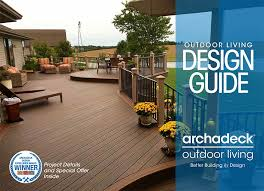 fort wayne decks pergolas patios and more by archadeck