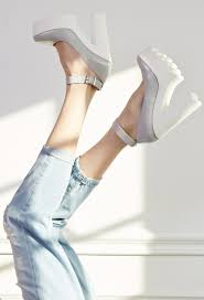 lug sole ankle strap platform heels bliqx shop