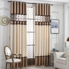 hohe qualität ein blackout schlafzimmer vorhang fertig ausgenommen stoff gardinen für das wohnzimmer nähen vorhang vorhänge