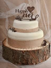 Wedding Cake Toppers Rustic Obniiis