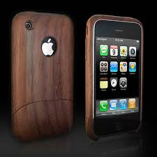 iPhone Wood Case Cell Phone Case