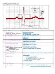 rr interval normal range interpretation of normal electrocardiography cardiology