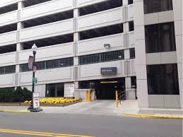 Fox Garage Parking in Detroit
