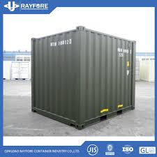 100 Shipping Container 40ft Hot Item 8FT 10FT 20FT 30FT 40FT Dimension For Sale