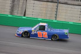 100 Truck Series Drivers Camping World Ownerdriver Austin Hill Expects Wild