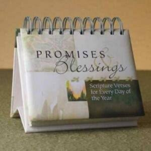 Dayspring Promises And Blessings Daybrightener Perpetual Flip Calendar