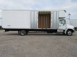 100 Commercial Truck And Van 2019 Used HINO 258ALP 26ft Furniture With ICC Bumper At