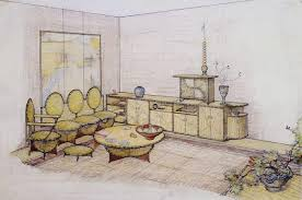 100 Frank Lloyd Wright Sketches For Sale And The House Beautiful