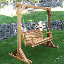 Porch Swing Frame Stand Alone Basic 9 Best 25 Ideas Pinterest