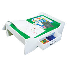 Step2 Art Master Activity Desk Teal by Activity Costco