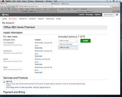 fice 365 Home Premium The Mac Experience