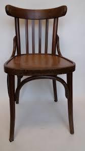 chaises thonet chaise bistrot style thonet baumann years 60