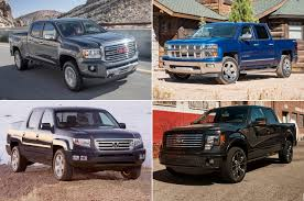 10 Best-Handling Trucks Around The Motor Trend Figure-Eight Course ...