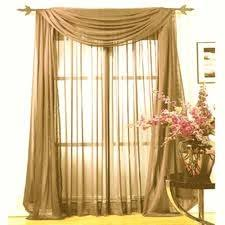 Chiffon Curtains Online India by Curtains Online India