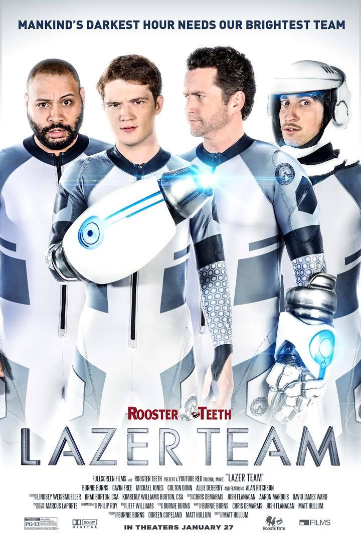 Lazer Team-Lazer Team