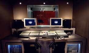 Desktop Wallpaper Recording Studio H440629