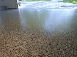 Poured Epoxy Flooring Kitchen by Epoxy Flooring Ann Arbor Michigan Boardwalk Concrete Coatings