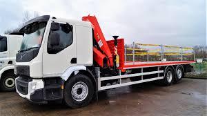 100 26 Truck 000kgs VOLVO FE 350 Flatbed Alltruck Group Sales