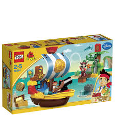 lego duplo jake and the never land pirates jakes pirate ship