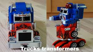 100 Transformer Truck TRANSFORMERS TOY TRUCK TRANSFOMATION ROBOT CAR TRANSFORMER OPTIMUS