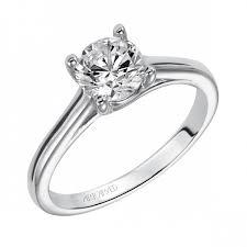 AJaffe Trellis Three Stone Plus Engagement Ring MES278236