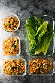 Easy Lunch Meal Prep Ideas Will Keep You From Getting Bored Tons Of Work