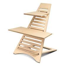 Elevate Portable Standing Desk by Sean Ross Dominic McKiernan