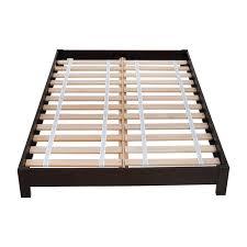 44 off west elm west elm simple low full size platform bed