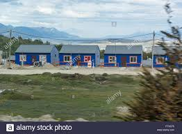 100 Homes Made Of Steel NEW HOMES ON THE OUTSKIRTS OF USHUAIA ARGENTINA CIRCA 2015 Newly