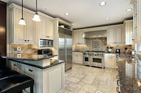 Pretty Kitchens With White Cabinets Kitchen Floor Tiles Light
