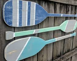 decorative oars and paddles decorative oars etsy