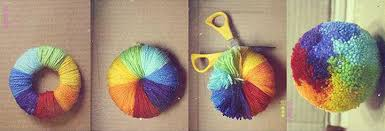 Crafts With Yarn For Kids