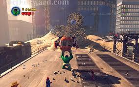 lego marvel super heroes walkthrough sand central station