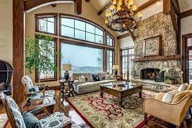 Log Cabin Decor & Interiors Design EDER DECOR