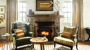 Awkward Living Room Layout With Fireplace by Design Your Living Room Add Some Rustic Shutters And A Shelf